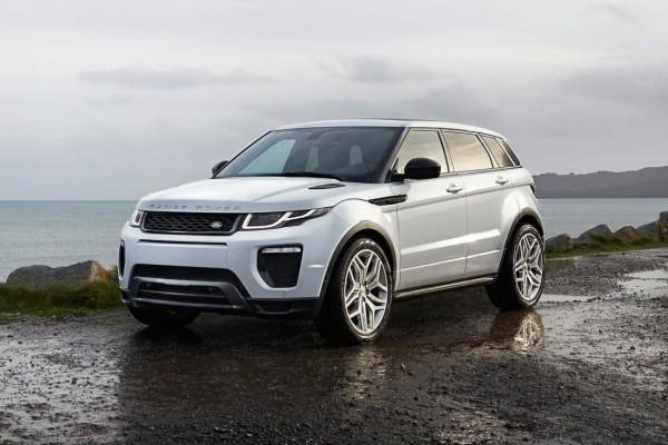 Range Rover Evoque 2011 - 2018