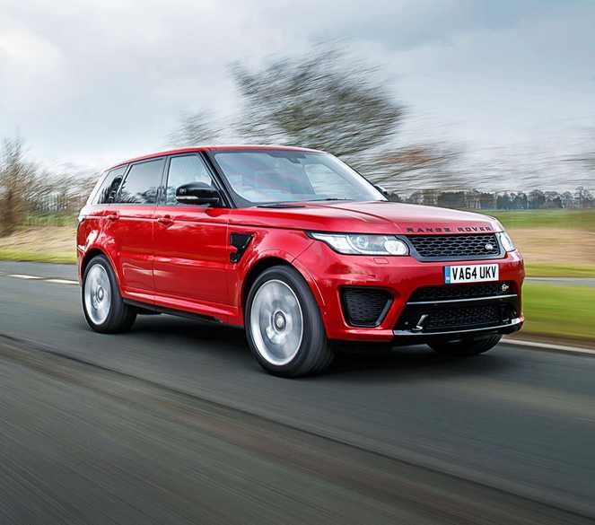 Range Rover Sport 2014-on
