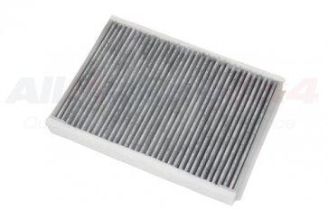 Filter kabine sa pollution sensor