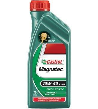 Motorno Ulje Castrol Magnatec 10w40 1L Benzin