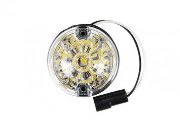 Prednji migavac LED - Defender