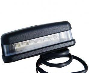 Zadnje svetlo za tablicu LED - Defender