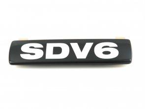 Znak na gepek vratima SDV6