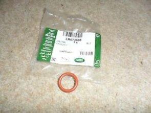 O - Ring gumica na crevu turbine