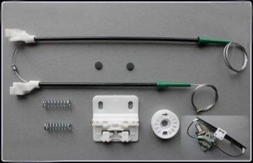 Sajle za reparaciju zadnjeg desnog elektricnog podizaca Freelander 1