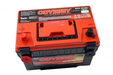 Akumulator 68Ah / 1500 amps