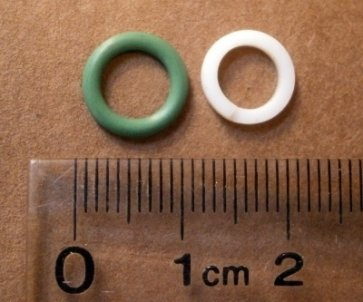 Set zaptivnih gumica za aktivnu balans stanglu