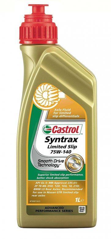 Ulje za diferencijal Castrol 75W - 140